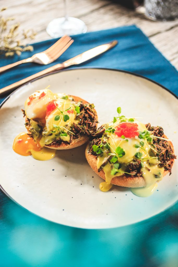 Pulled Beef Eggs Benny 3